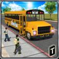 Schoolbus Driver 3D SIM Icon
