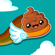 Happy Poo Flap Icon
