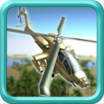 Gunship Copter Battle Seeker Icon