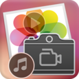 Photo Slideshow with Music Icon