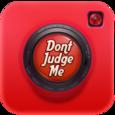 Don't Judge Me Video Maker Icon