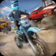 Free Motor Bike Racing Game 3D Icon