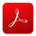 Adobe Acrobat Reader DC Icon