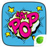 POP STYLE GO Keyboard Theme Icon