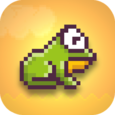 Hoppy Frog Icon