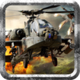 Helicopter Air Battle Icon