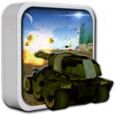 Tank vs Cars Icon