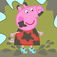 Baby games with Peppa Icon