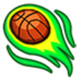 Street Basketball Shootout Icon