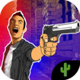 Clash of Crime Mad City War Go Icon