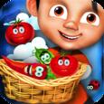 Kids Farm Icon