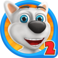 My Talking Dog 2 - Virtual Pet Icon