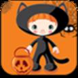 Dress up Halloween Icon