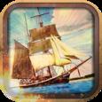 Pirate Borderline Cannon Ship Icon