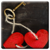 Key of Love Icon