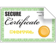 Certificates Lite Icon