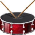 Real Drums Free 2 : Drum set Icon