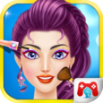 Princess Weekend Makeover Icon