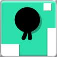 Alien Jump and Run Icon