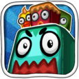Crazy Box Shooter Icon