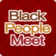 Black People Meet Singles Date Icon