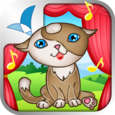 123 Kids Fun™ ANIMAL BAND Free Icon