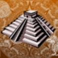 Aztec Mahjong Solitaire Free Icon