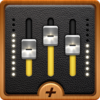 Equalizer + mp3 Player Volume Icon