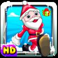 Doodle Santa Jump Icon