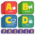 ABC Puzzle for Smart Kids Icon