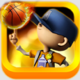 Subway Basketball Shots Arcade Icon