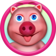 My Talking Pig Virtual Pet Icon