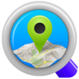 Nearby Place/Location Finder Icon