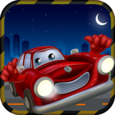 Speedy Jumpy Car Rush Icon
