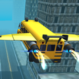 Flying Bus Simulator 2016 Icon