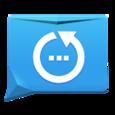 SMS Backup & Restore (Kitkat) Icon