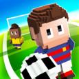 Blocky Soccer Icon
