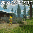 Princess Rescue ShootDown Icon
