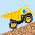 Speedy Truck : Hill Racing Icon
