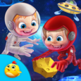 Baby Emily Space Adventure Icon