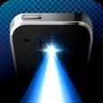 Flashlight + Clock Icon
