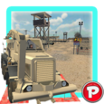 Mine Protector Parking Icon
