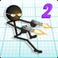 Gun Fu: Stickman 2 Icon