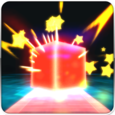 Dodge Cubes 3d Game Icon