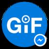 GIF for Messenger Icon
