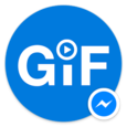 GIF for Messenger Icon
