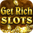 SLOTS: GET RICH Free Slot Game Icon
