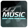 Full of Music(MP3 Rhythm Game) Icon