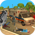 911 Rescue Simulator 3D Icon