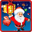 Catch The Christmas Gifts Icon